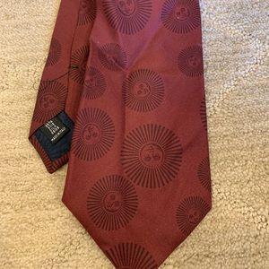 Fornasetti Silk Tie